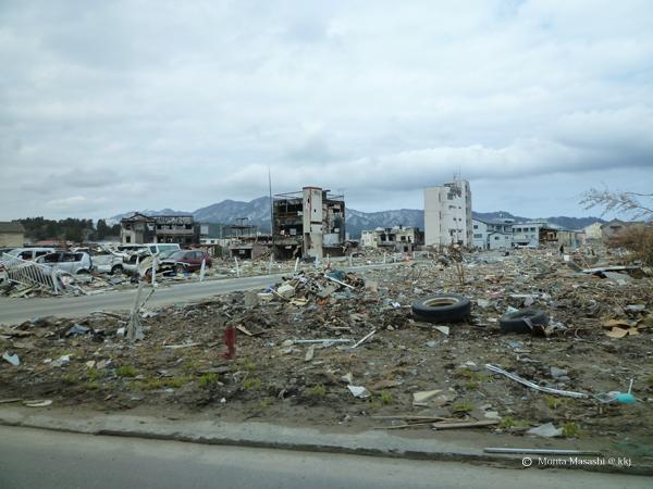 震災後の状況