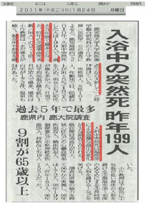 南日本新聞の記事