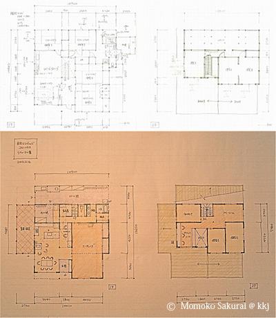 コモンハウスの改修計画のひとつ(2013.1)