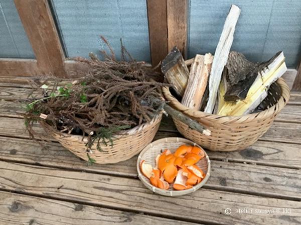 柴刈りの成果